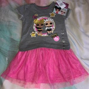 LOL Surprise Only The Fierce Dress Girl 4